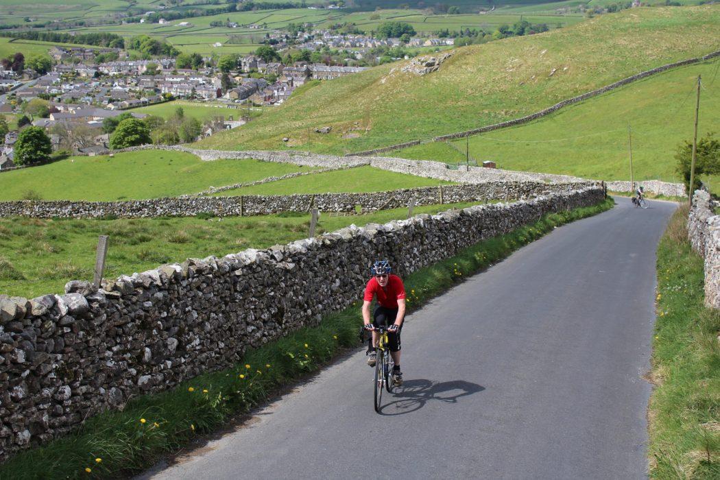 High Hill Lane - inspirational climbing!
