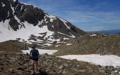 Day three of our GR5/52 fastpacking journey - we are about to enter the Mercantour National Park in the southern French Alps