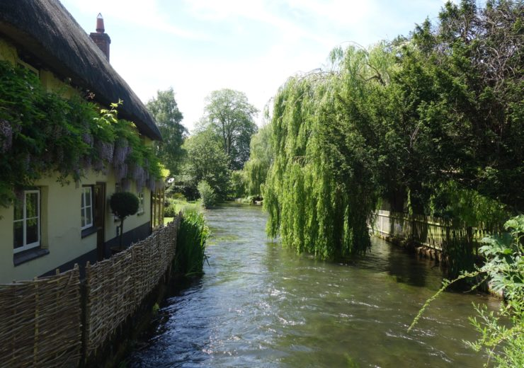 Chalk hills and watermills along Hampshire's Test Way