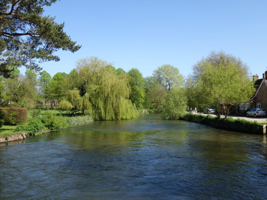 The Test at Sadler's Mill, Romsey