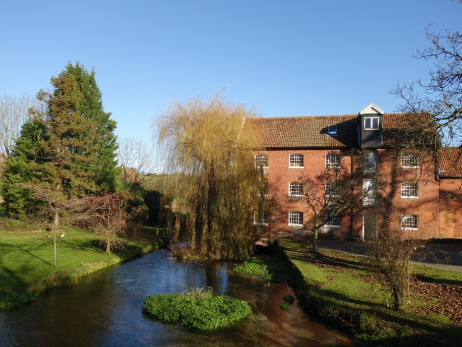 Mill at Horsebridge