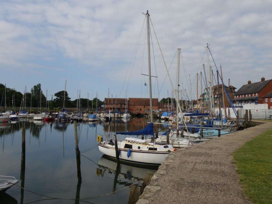 Eling tide mill, Totton