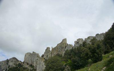 Peyrepertuse Castle