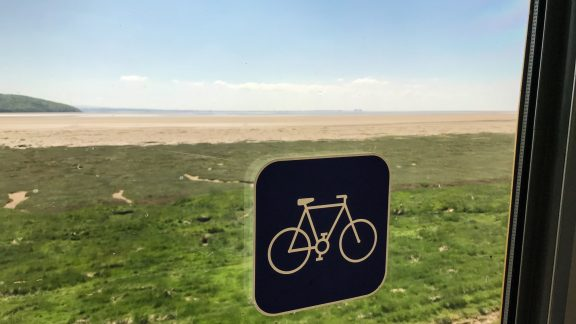 Return Journey – heading back on the Cumbrian Coast line
