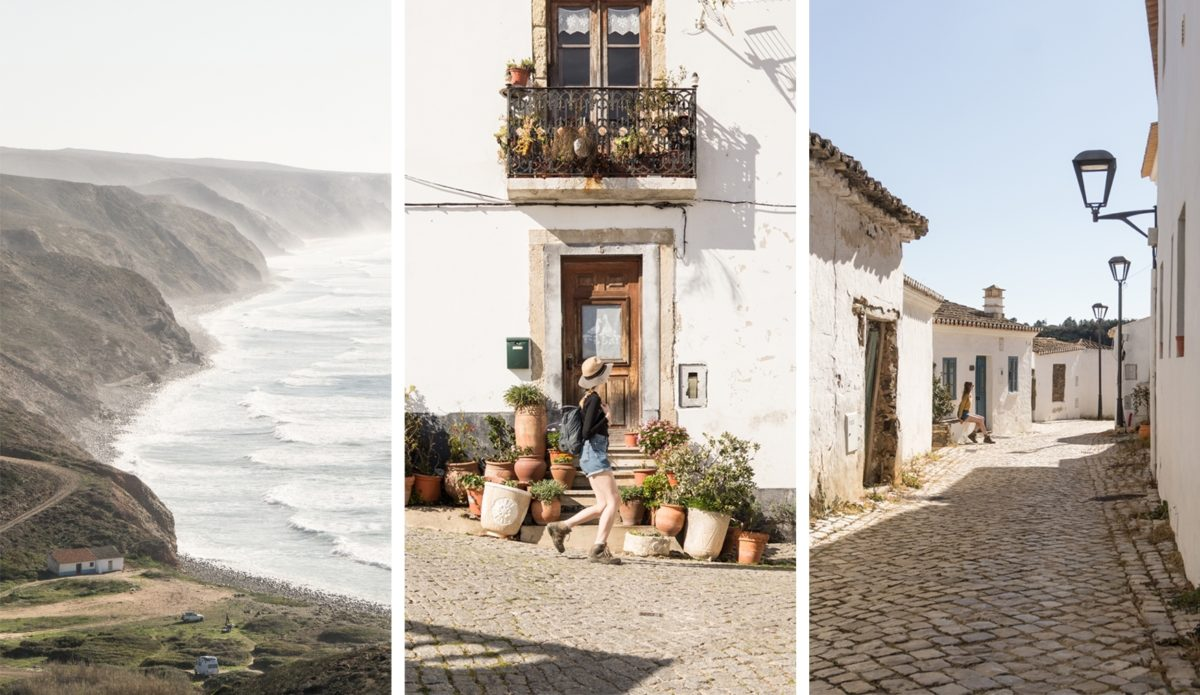 Pretty villages along the way (photo by What if we walked? / @whatifwewalked)