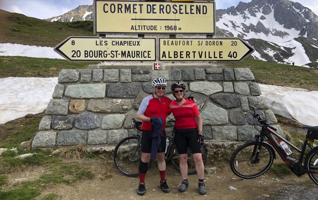 Col de Roselend