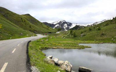 The Final Few Kilometres Of The Col De Vars Are Delightful