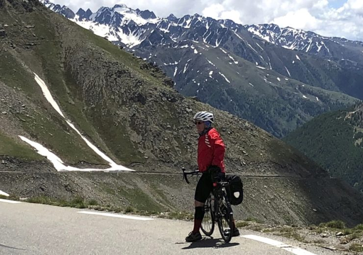 Route des Grandes Alpes – cycling through the French Alps