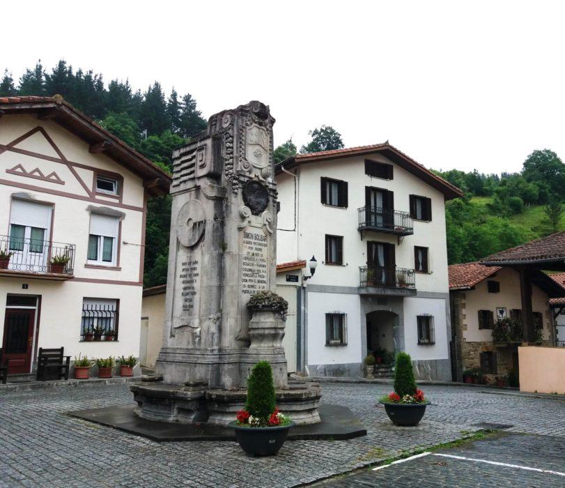 Day 8. Monument to Simon Bolivar, Bolibar