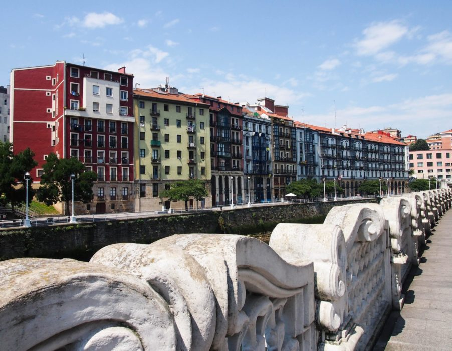 Day 9. Beautiful Bilbao