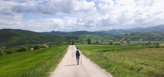 4 spiritual reasons to walk the Way of St Francis: Florence to Assisi