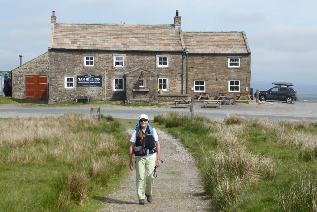 The Tan Hill Inn, Britain's highest pub