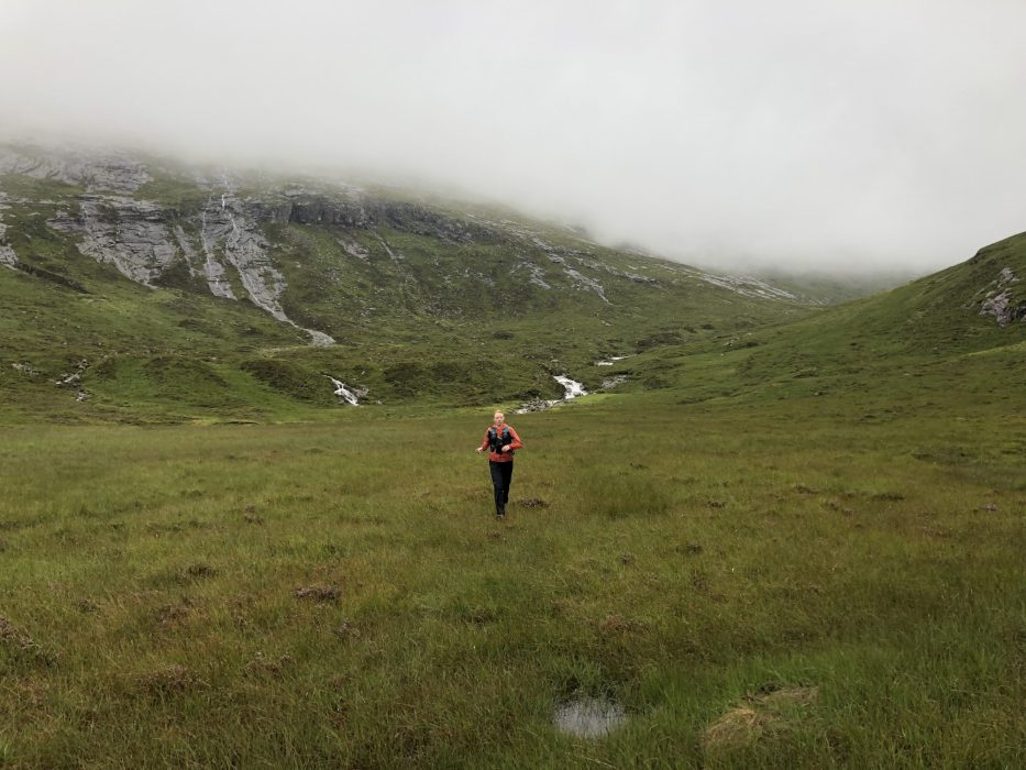 The Ground In Coire Guibhsachan Was Totally Saturated  In Fact We Had Wet Feet For About 12 Hours