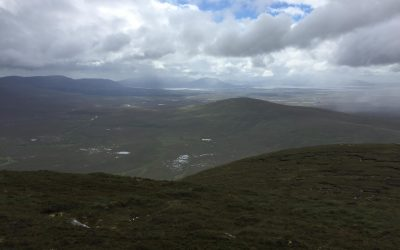 5  Looking Out To Achill Island From Tawnyanruddia