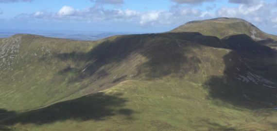 3  Slieve Carr From Nephin Beg Banner