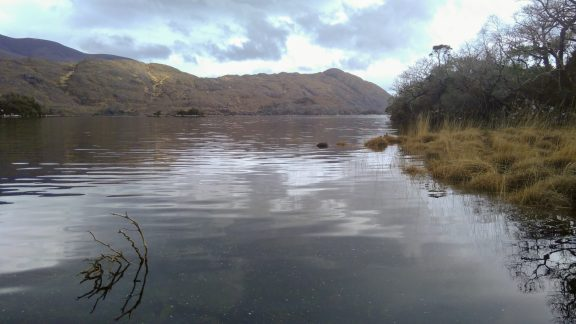 Upper Lake in Killarney National Park