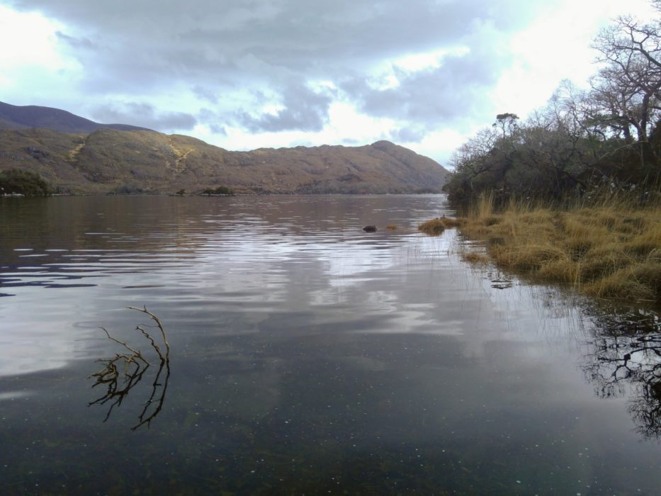 Upper Lake in Killarney National Park