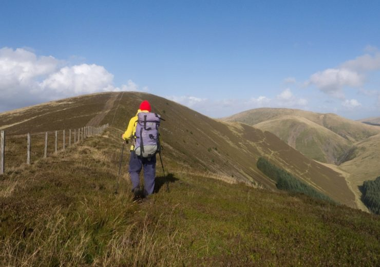 An intro to... the Southern Upland Way, Scotland's Coast to Coast Walk