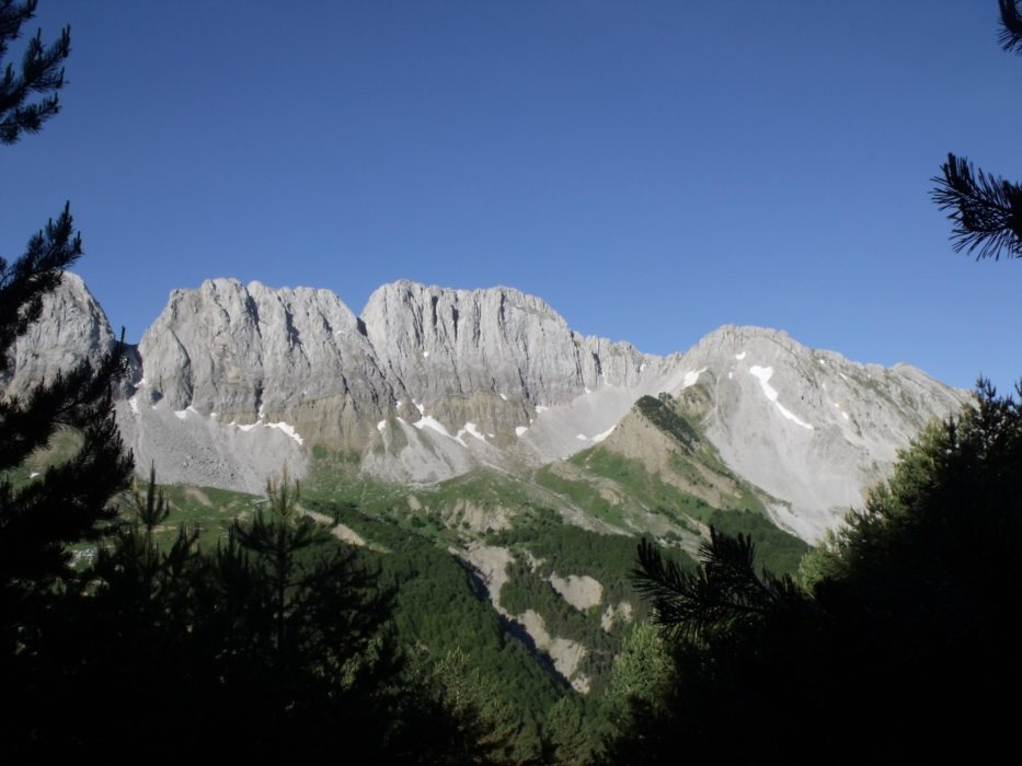 Sierra d'Alano