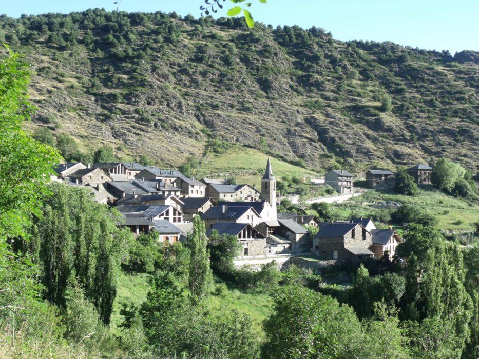 The hamlet of Jou