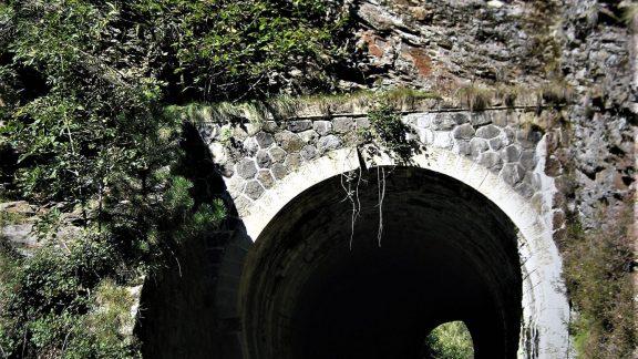 13 Railway Tunnels Mimente Valley