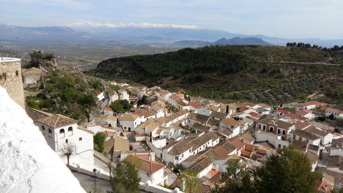 Vega Granada from Moclin