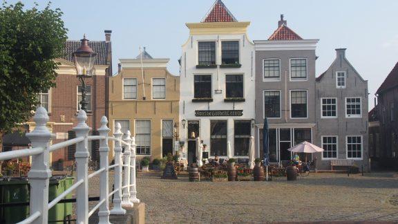 Markt, Goedereede (Netherlands)
