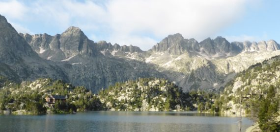 Hiking the Chariots of Fire trek in the Spanish Pyrenees