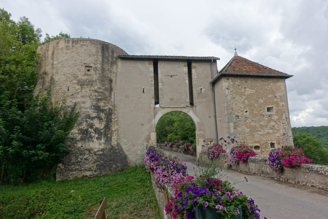Liverdun's Porte Haute (Lorraine)