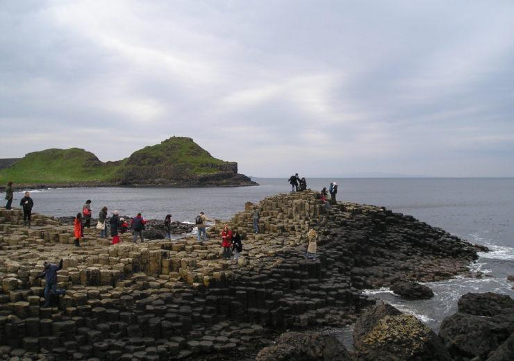 Walking among legends in Northern Ireland