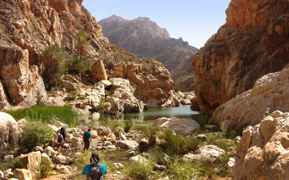 06  Exploration Deep In The Amaghouz Gorge