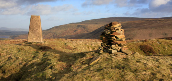 Pic7 On Talkin Fell Above Geltsdale