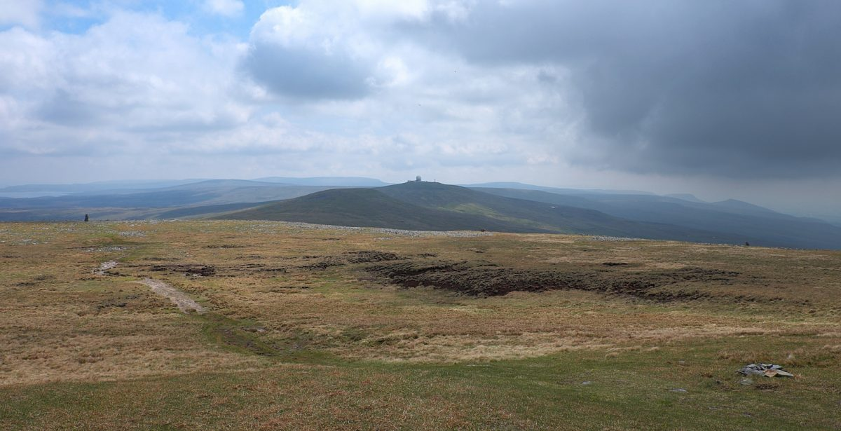 Pic10 Cross Fell The Highest Point On The Pennines