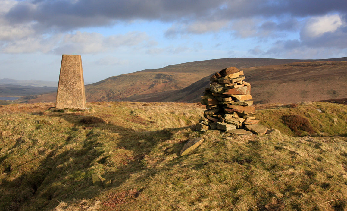 Pic7 On Talkin Fell Above Geltsdale