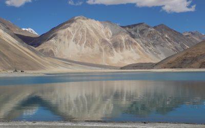 15 C Pangong Lake