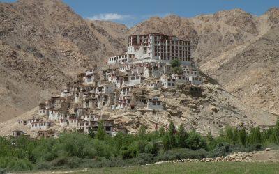 21 Chemrey Monastery