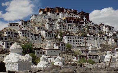 22 Thikse Monastery