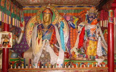 20 Traktok Guru Rinpoche Image