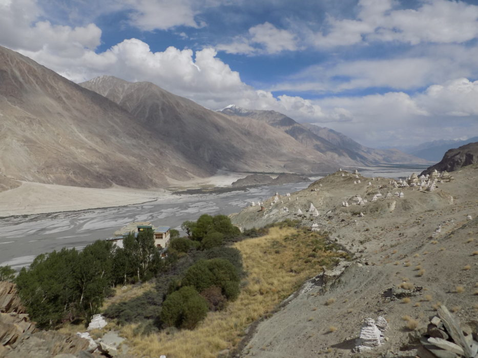 11 Nubra Valley And Ensa Monastery