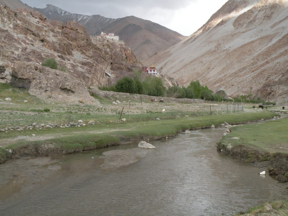 14 Tangtse Monastery