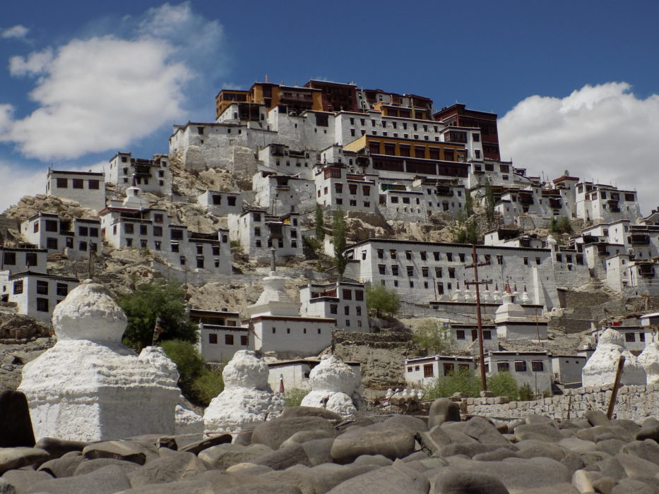 22 Thikse Monastery