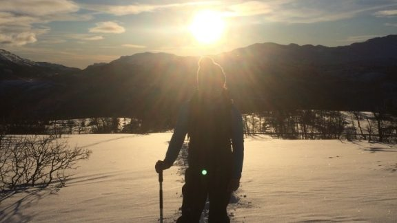 Perfect conditions for winter walking, snowshoeing, cross-country skiing and ski-touring.