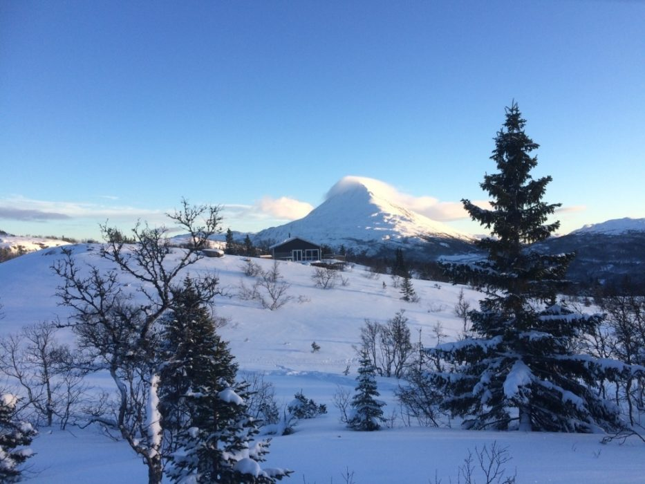 The area around Gaustatoppen (1,883m) is perfect for a range of winter activities.