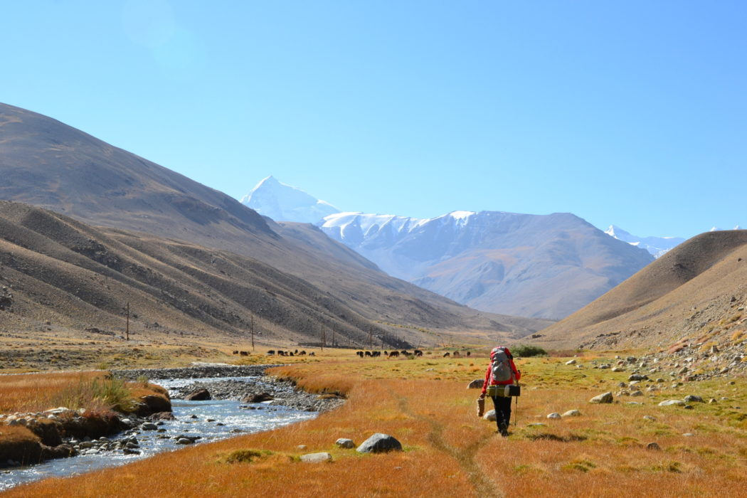 Autumn is a great time to go trekking in the Pamirs. The warm light and harvest season in the villages makes this time of year a feast for the eye.