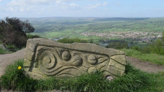 Otley from the Chevin