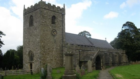 Gisburn parish church