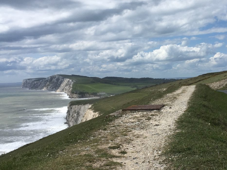 The Needles, Isle of Wight: spectacular coastal walking
