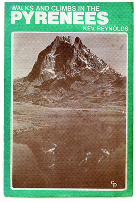1978 Walks And Climbs Pyrenees Copy