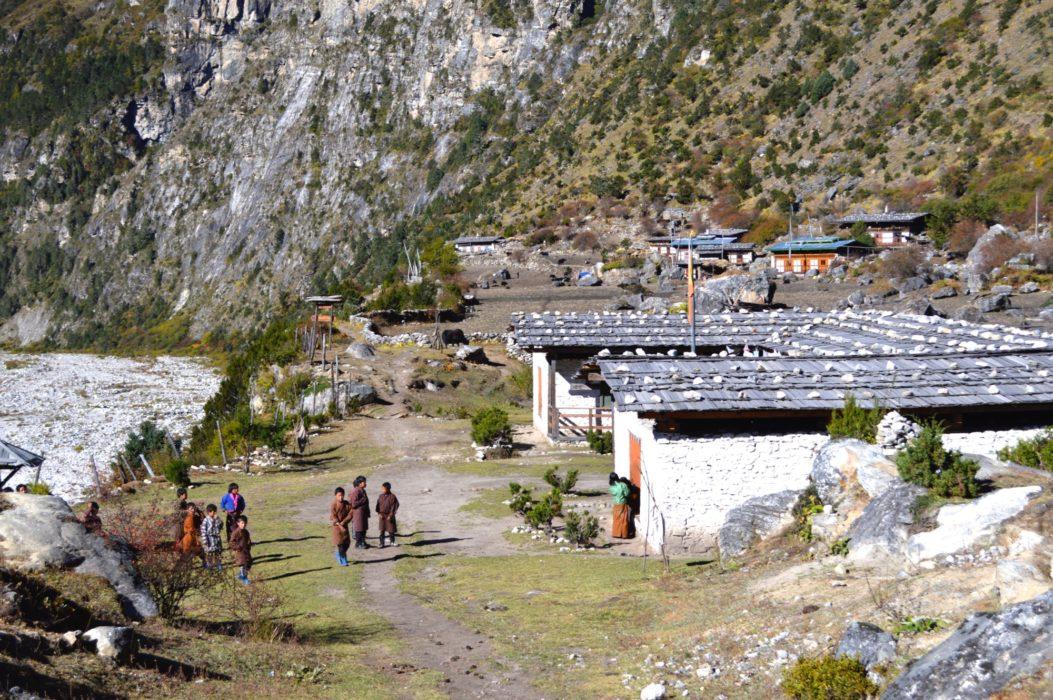 8 Lunana School