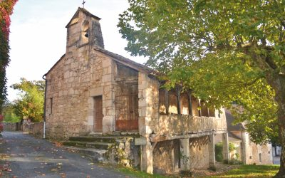 Chapelle De Therese At Montclard Walk 9